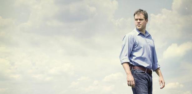 "Matt Damon w filmie ""Promised Land"""