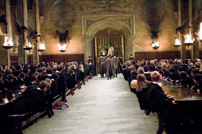 Čuveni serijal o hariju Poteru i naš glumac u njemu