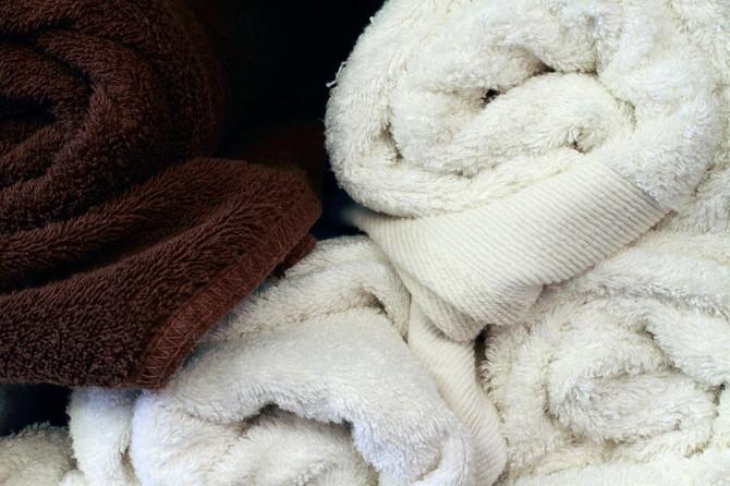 Evo trika za mekane, mirišljave peškire!