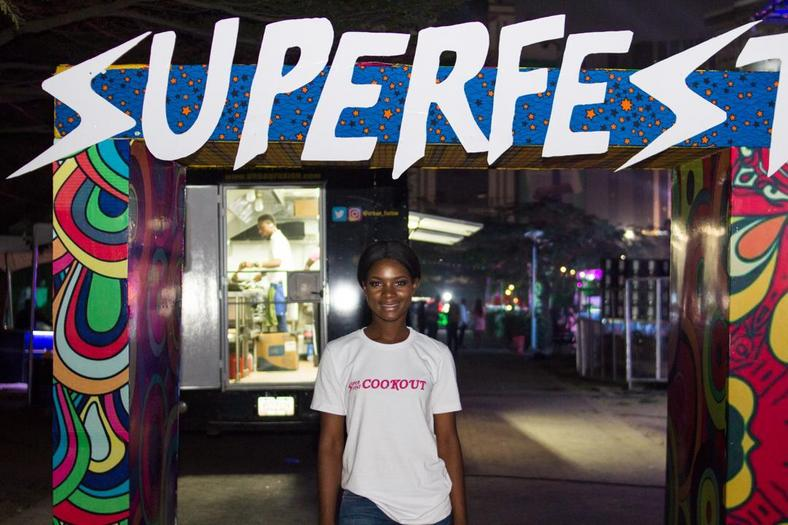 Guest at Superfest 2018