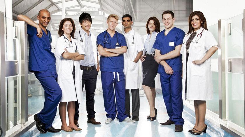 Młodzi lekarze