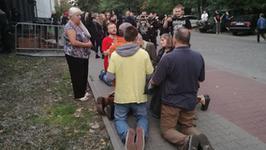 Katowice: modlitwa przez koncertem zespołu Behemoth