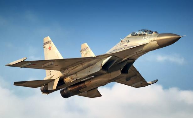 Jak podaje agencja, lot szkoleniowy odbywały rosyjskie bombowce strategiczne dalekiego zasięgu Tu-95MS.
