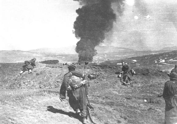Oslobođenje Jugoslavije - Bitka za Bihać