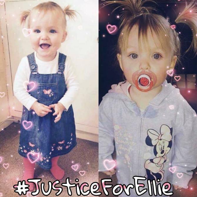 Ljudi na društvenim mrežama zahtevaju pravdu za malu Eli