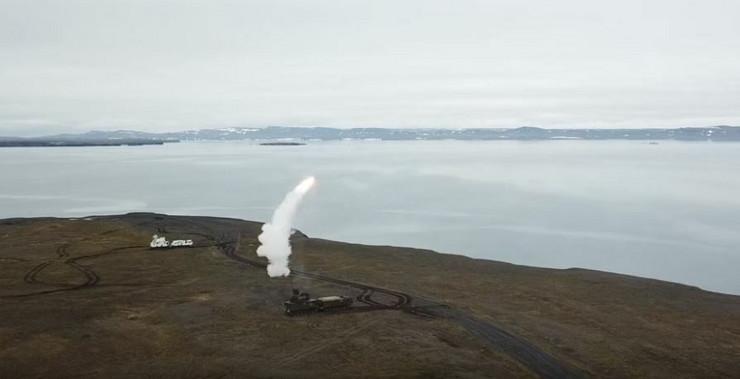 Rusija testira oružje na Arktiku