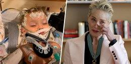 Tragedia w rodzinie Sharon Stone. Zmarł 11-miesięczny bratanek aktorki