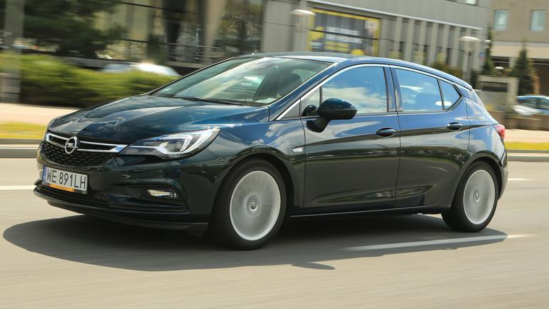 Opel Astra 1.0 Turbo - downsizing w imię ekologii