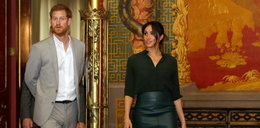 Książę Harry i Meghan Markle mogli zginąć! W ich samolot uderzył piorun