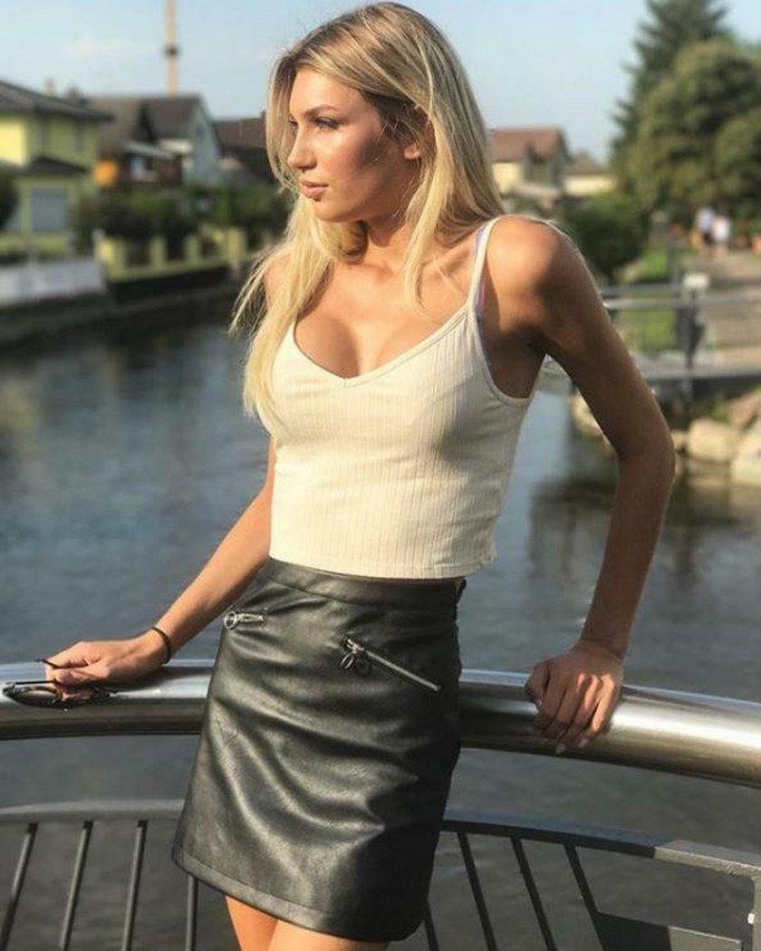 Transseksualistka Giuliana Farfalla w niemieckim Playboyu