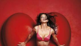 Adriana Lima - brazylijska piękność w bieliźnie