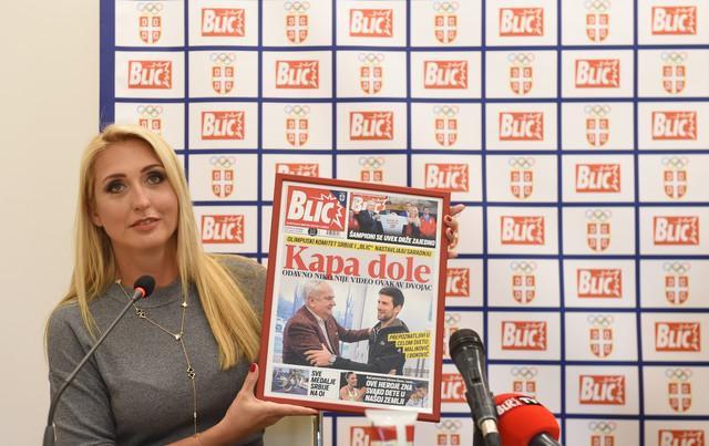 Jelena Drakulić Petrović, generalna direktorka Ringier Axel Springer Srbija