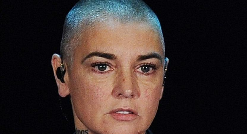 Sinead O'Connor on suicide watch