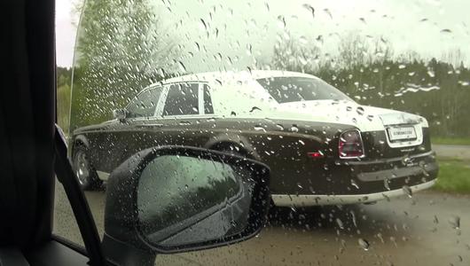 Toyota GT86 vs Rolls-Royce Phantom