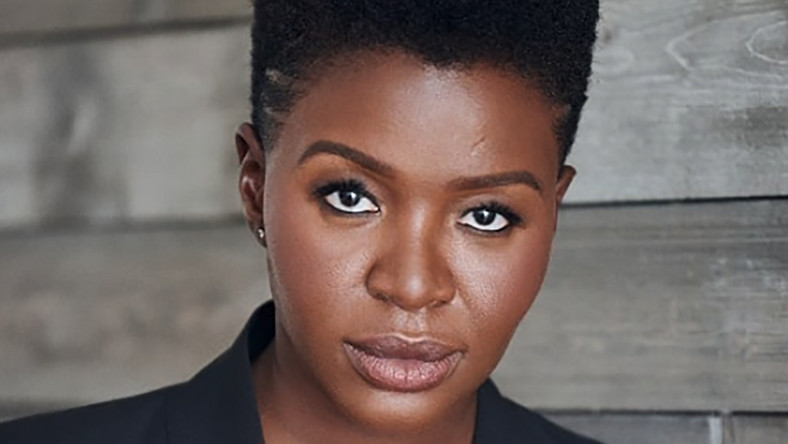 Folake Olowofoyeku plays the lead role in new CBS show (twitter/thefolake)