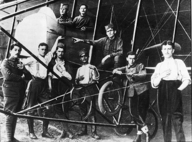 Srpski avio-mehaničari