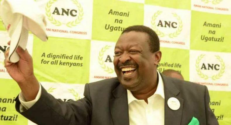 ANC Leader Musalia Mudavadi