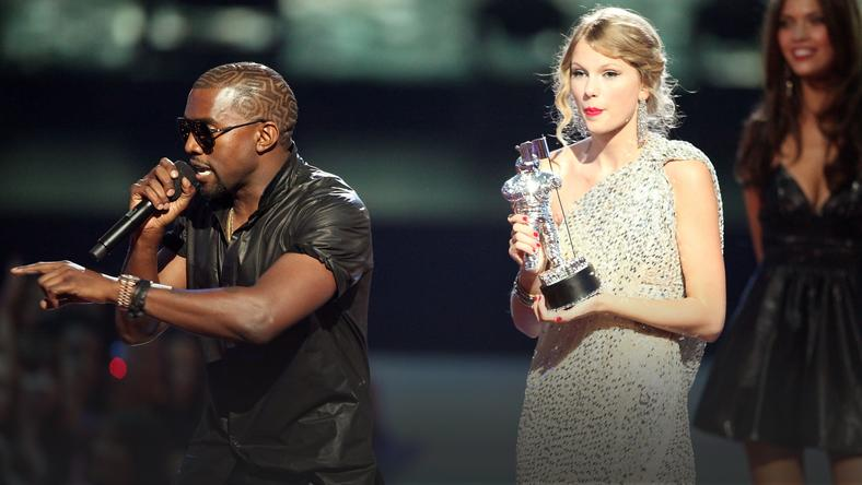 Kanye West i Taylor Swift
