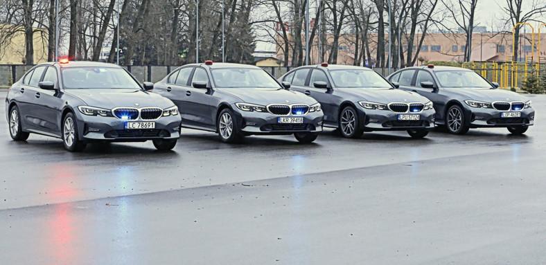 BMW dla policji