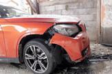 bomba BMW Mostar pekar