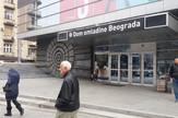 Popucale ploče Plato Milana Mladenovića Dom omladine