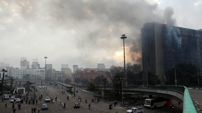 Egipt spływa krwią. Coraz więcej ofiar