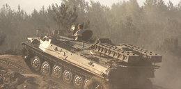 Tony wojskowego sprzętu w Polsce [FILM]
