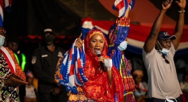 Second Lady, Samira Bawumia