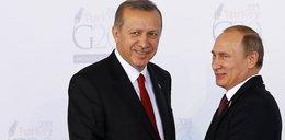 Wizyta Erdogana u Putina. Pierwsza po puczu. Przypadek? Zachód zaniepokojony