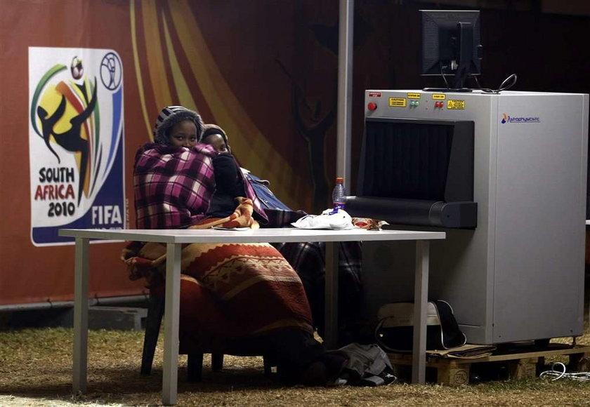 FIFA obawia się o mundial