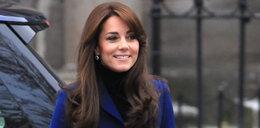 Kate na niebiesko. Znów zachwyca