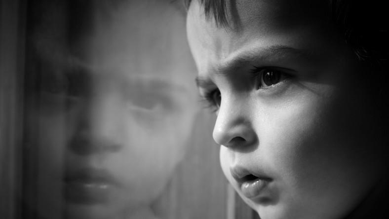dziecko problem depresja