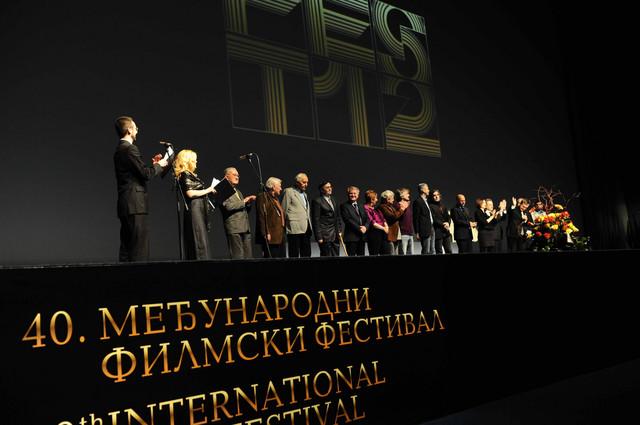 """Počeo jubilarni 40. filmski festival """"Fest"""""""