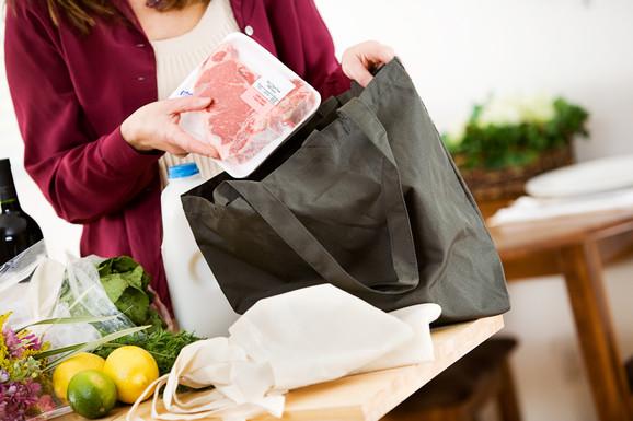 Preporuka: redovno perite vaše platnene torbe/cegere