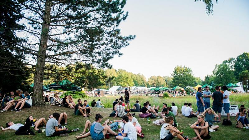 OFF Festival 2015 Katowice - zdjęcia publiczności