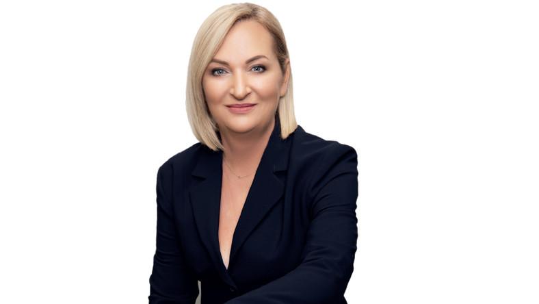 Agnieszka Swierszcz, prezes zarzadu DHL Parcel