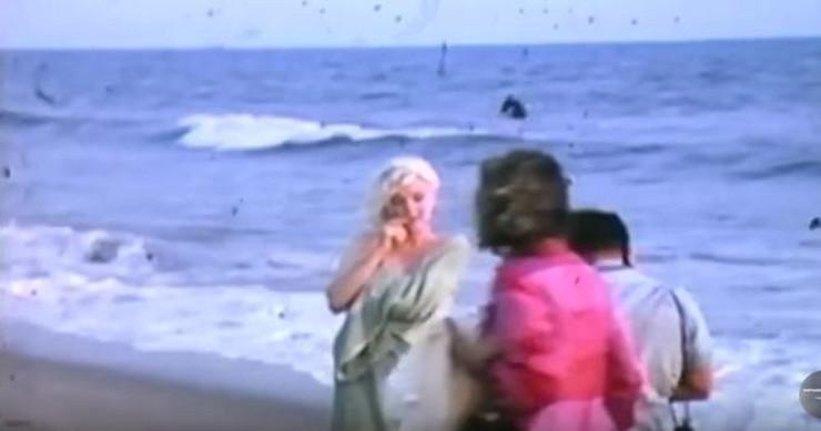 Poslednji snimak Merilin Monro