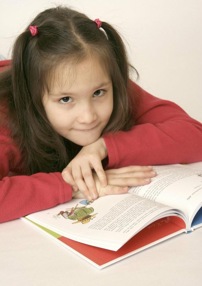 Učinite da im čitanje bude privlačna opcija