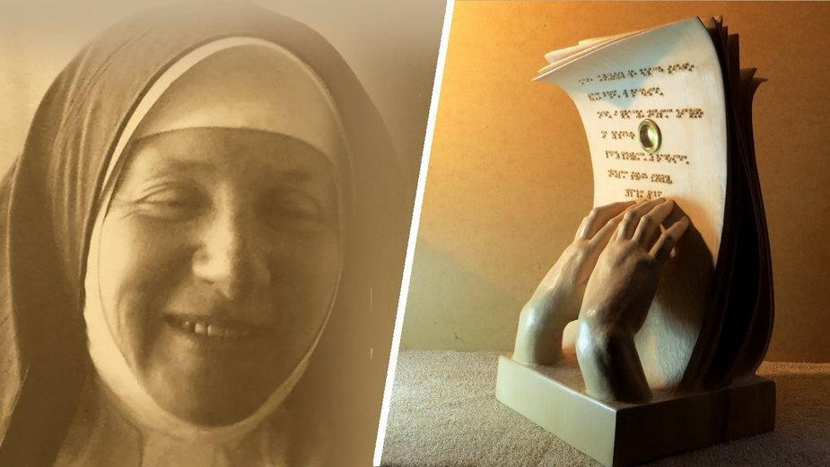 """Relikwie bł. Matki Czackiej będą pielgrzymować przez Polskę. """"Umiała dać światło w ciemnościach"""""""