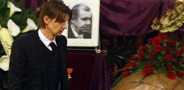 Ebi Smolarek ujawnił, na co zmarł jego tata
