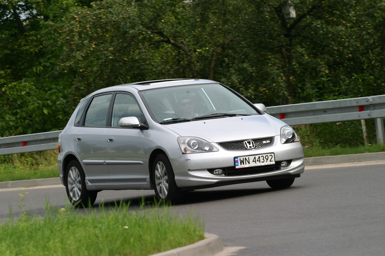 Honda Civic VII (2000 – 2005)