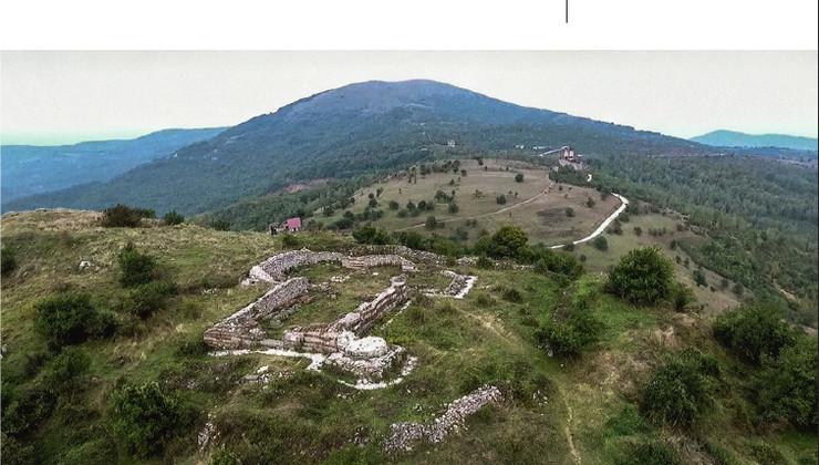 Novo Brdo, Crkva svetog Nikole, ostaci