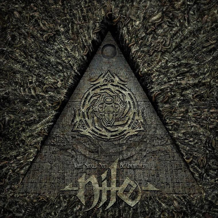 "Nile – ""What Should Not Be Unearthed"""