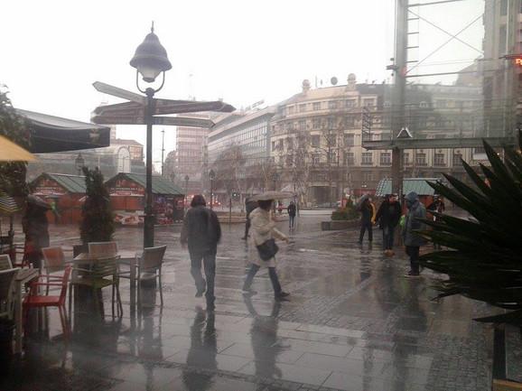 Očekuju nas i kiše