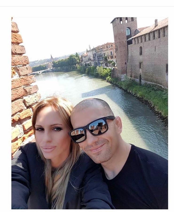 Jelena Mrkic i Damir Dado Mihajlovic