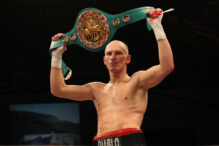 Krzysztof Włodarczyk w przyszłym roku zamierza zostać mistrzem Europy