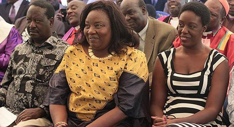 Raila's daughter, Rosemary, sues aide for stealing from her account