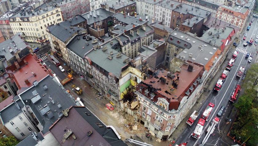 Tragedia u zbiegu ulic Sokolskiej i Chopina