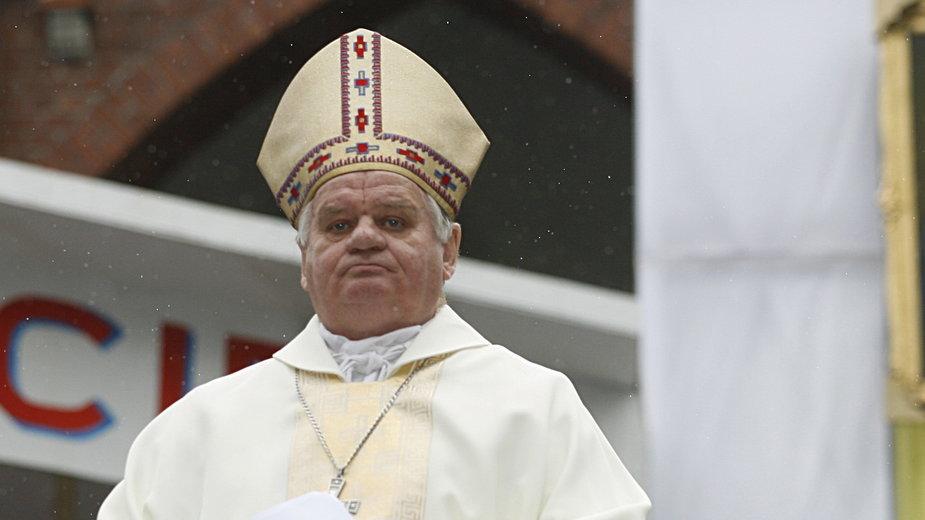 Biskup Tadeusz Rakoczy