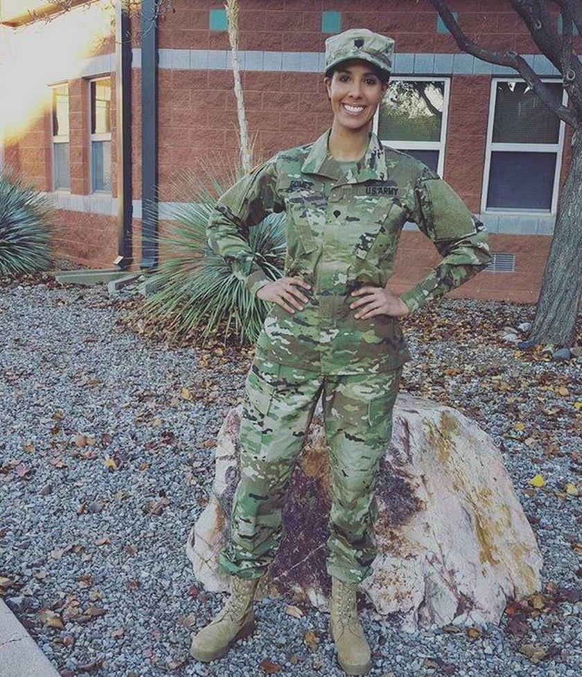 Żołnierka Patti Gomez zdobyła tytuł miss Nowego Jorku. Niedługo zawalczy o tytuł miss USA